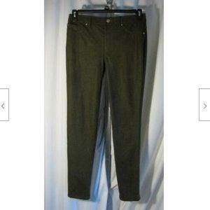 Chico's 00 NEW Olive Green Ultimate Fit Jeggings
